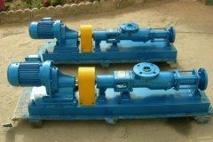 螺杆泵的优点和缺点