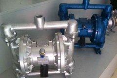 隔膜泵工作原理